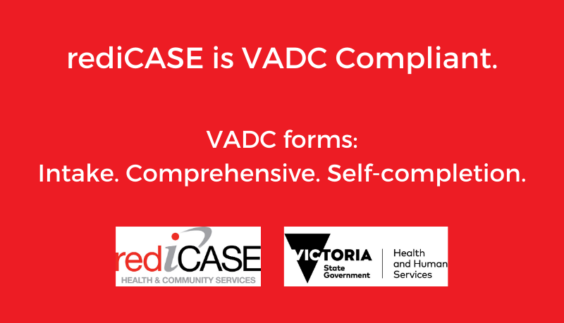 rediCASE is VADC compliant.